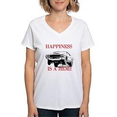 AFTM Happiness Is A Hemi Shirt