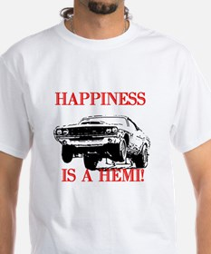 AFTM Happiness Is A Hemi Shirt