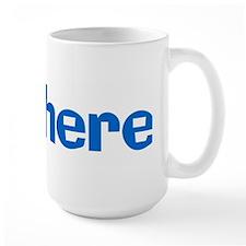 eat here Mug