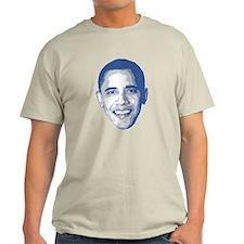 Obama Face T-Shirt