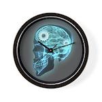 Biking on the Brain: Wall Clock