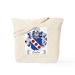 Giuntini Family Crest Tote Bag