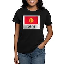 Kyrgyz Flag Tee