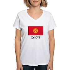 Kyrgyz Flag Shirt