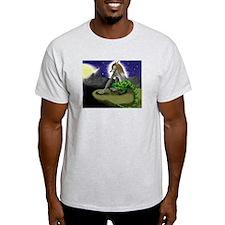Wendigo Ash Grey T-Shirt
