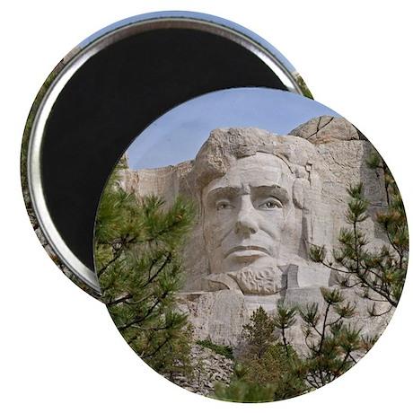 "Rushmore Abe 2.25"" Magnet (10 pack)"