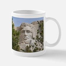 Rushmore Abe Mug