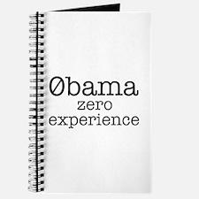 Obama Zero Experience Journal