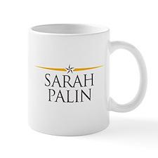 Funny Hockey moms for palin Mug