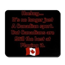 Canadian Sport Mousepad