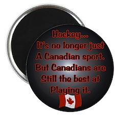 Canadian Sport Magnet