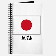 Japan Flag Journal
