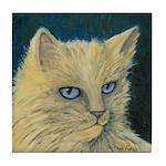 Bad Kitty Art Tile