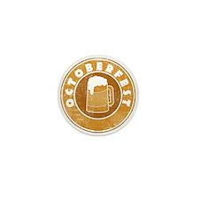 Vintage Octoberfest Mini Button (10 pack)