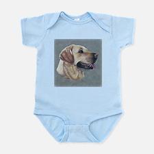 Dezzie, Yellow Lab Infant Bodysuit