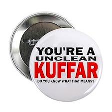 """Kuffar 2.25"""" Button"""