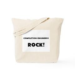 Completion Engineers ROCK Tote Bag