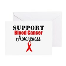 Support Blood Cancer Greeting Cards (Pk of 10)