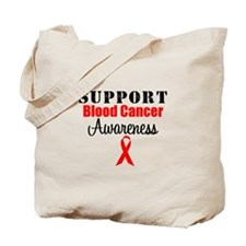 Support Blood Cancer Tote Bag