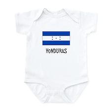 Honduras Flag Infant Bodysuit