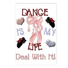 Dance Is My Life Postcards (Package of 8)