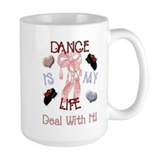 Dance Is My Life Mug