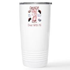 Dance Is My Life Travel Mug
