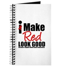 I Make Red Look Good Journal