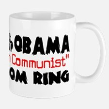 """Impeach Obama: Let Freedom Ring"" Mug"