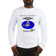 Version SSN 578 Enlisted Long Sleeve T-Shirt