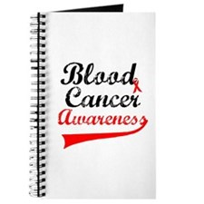 Blood Cancer Grunge Journal