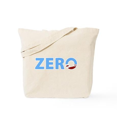 Anti Obama ZERO Tote Bag