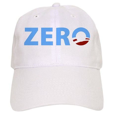 Anti Obama ZERO Cap