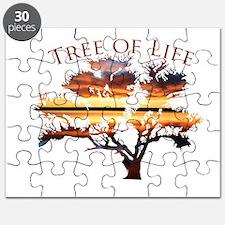 Tree of Life- Sunrise Tree Puzzle