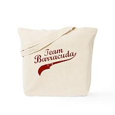 Team Barracuda Tote Bag