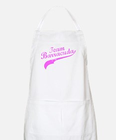Pink Team Barracuda BBQ Apron