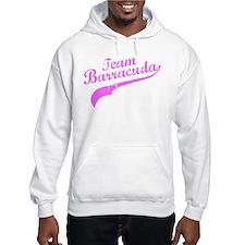 Pink Team Barracuda Hoodie