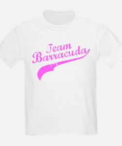 Pink Team Barracuda T-Shirt