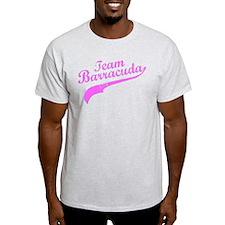 Pink Team Barracuda T-Shirt