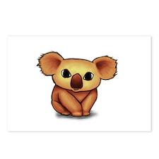 Cute Koala Postcards (Package of 8)