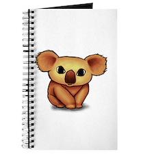 Cute Koala Journal