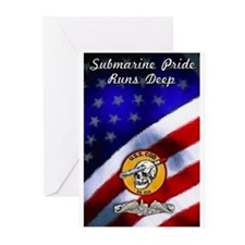 Cod Greeting Cards (Pk of 10)