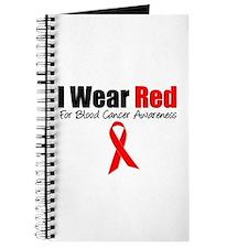 IWearRed Blood Cancer Journal