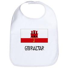Gibraltar Flag Bib