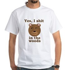 Does a bear shit in the woods? Shirt