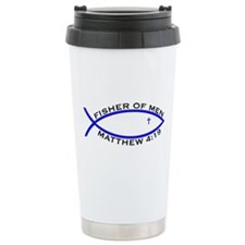 Fisher (BLU) - Travel Mug