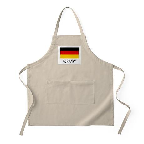 Germany Flag BBQ Apron