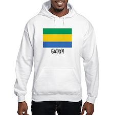Gabon Flag Hoodie