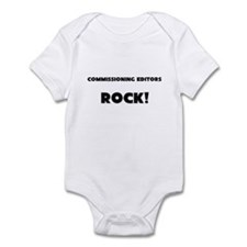 Commissioning Editors ROCK Infant Bodysuit