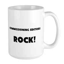 Commissioning Editors ROCK Large Mug
